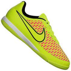Chuteira de Futsal Nike Magista Onda IC - Infantil - Verde Cla/Rosa Desconto Centauro para Chuteira de Futsal Nike Magista Onda IC - Infantil - Verde Cla/Rosa por apenas R$ 229.90.