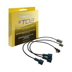 iDatalink - Maestro Car Radio Adapter Cable - Black, ACC-SAT-TO2