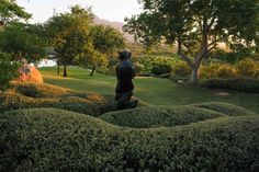 Dylan Lewis Sculpture Garden: A Slice of Tranquillity in Stellenbosch Sculpture Garden, Cape Town, Golf Courses, Things To Do, Explore, City, Things To Make, Cities, Exploring