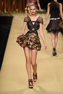 b04f8c8d76 Marc Jacobs at Louis Vuitton 2010 Louis Vuitton Dress