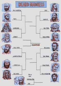 Jesus and Gandalf in the finals, Jesus for the win.