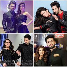 Pakistani Beautiful Actresses  Couples #UrwaHocane #FarhanSaeed #AyezaKhan #DanishTaimoor #AimanKhan #MubeebButt #FahadMustafaAndWife
