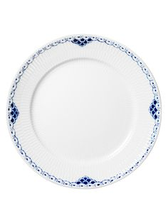 Royal Copenhagen Princess Salad Plate  sc 1 st  Pinterest & The Princess dinnerware pattern is romantic with a light touch ...