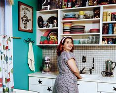 'I have a friend in every city in America that I can call today and go visit tomorrow,' Ms Greenburg said of the Rockabilly community she ha...