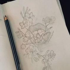 Illustration Techniques, Drawing Techniques, Sharpie Designs, Middle School Art Projects, Pencil Art, Pencil Drawings, Art Journals, Cool Drawings, Art Sketches