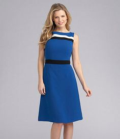 45295e5d79480 Available at Dillards.com  Dillards Colorblock Dress