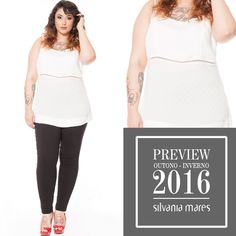 Regata plus size