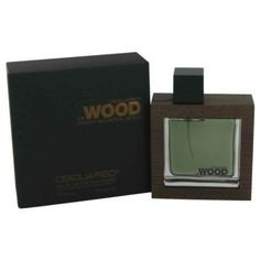 He Wood Rocky Mountain Wood by Dsquared2 Eau De Toilette Spray 3.4 oz for Men by DSQUARED2. $48.95. Men. Eau De Toilette Spray 3.4 oz. Image shown above may not be true representation. See product description! (Below). He Wood Rocky Mountain Wood by Dsquared2 Eau De Toilette Spray 3.4 oz for Men Inspired by Canadian mountains and, as its name suggests, this woody fragrance for men, is rugged and suited for men who enjoy nature. The fragrance was created by Perfumer Daph...