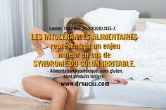 Photo Les intolérances alimentaire en cas de côlon irritable - drsuciu Colon Irritable, Cas, Allergies, Gluten, Nutrition, Dairy, Food