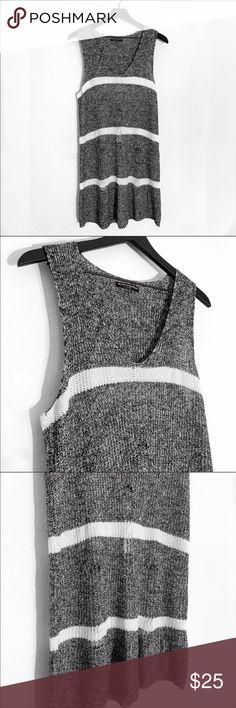 Broken Threads tank top cami shirt sleeveless new york floral Men Med retail $28