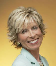 Dr. Laura ism's | HubPages Short Grey Hair, Short Hair With Layers, Short Hair Cuts For Women, Layered Hair, Medium Hair Styles, Curly Hair Styles, Short Shag Hairstyles, Short Shaggy Haircuts, Hair Today