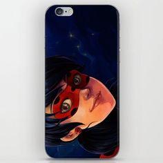 Night Ladybug Phone Skin - $15 ⋆ Miraculous Ladybug Gifts!