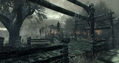 [UDK] Medieval Horror Environment - polycount