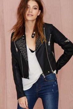 Capulet Racing Leather Moto Jacket