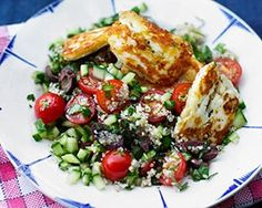 Jennifer Irvine's Greek superfood salad is packed with nutrients and vitamin-rich ingredients. The addition of olives gives this salad a Medi...