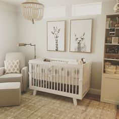 Half way done... other half left to go. #nursery #6weekstogo #neutralnursery #livfitzgerald