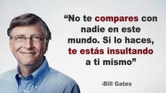 18 frases de Bill Gates que toda persona debe leer para alcanzar el éxito.