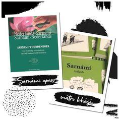 Sarnámi apan mátri bhásá - OHM Suriname - klik voor lijsten van studieboeken, verhalen- en gedichtenbundels in het Sarnámi ! Library Locations