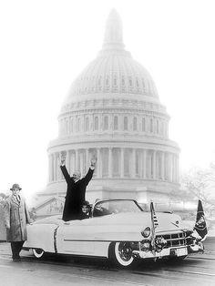 Cadillac Eldorado Ð President Eisenhower