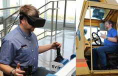 Bechtel Partners with ITI to Expand VR Crane Training Capabilities