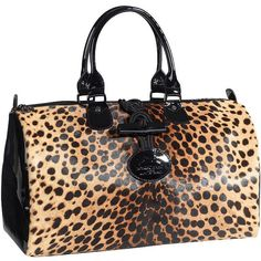 Роскошный Leopard - Яндекс.Картинки #yandeximages ❤ liked on Polyvore featuring bags, handbags and leopard