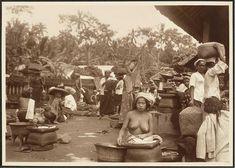Sebatu: Tempo Sebatu Photos Past 1920 - 1936