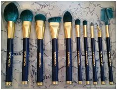 Sonia Kashuk: Limited Edition Color Crazed Brush Set