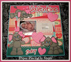 Little Scraps of Heaven Designs Design Team: Valentine Baby!!