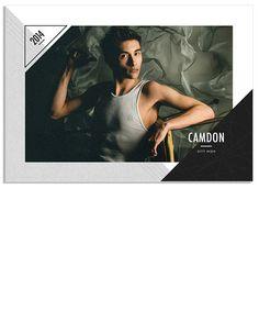 Camdon 7x5 Flat Card - Miller's Design Market