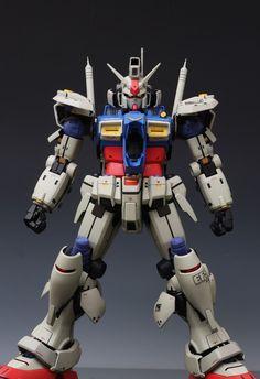 Gundam RX-78GP01