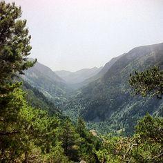 1160. Madriu-Perafita-Claror Valley (2004/2006) paikassa Les Escaldes, Andorra la Vella