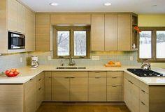 Simple Kitchen Interior Design Images