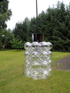 Space Age Helena Tynell / Limburg Glashüttenwerk by kunstmus, Space Age, Fountain, Lamps, Lighting, Outdoor Decor, Home Decor, Homemade Home Decor, Lightbulbs, Lanterns