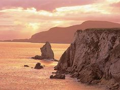 Achille Island, off the Mayo Coast