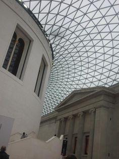 British Museum, London: atrium by Foster & partners