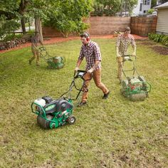 Restore a Weedy & Patchy Lawn Work a little, water a lot — and then enjoy! Reseeding is a job you can do in a weekend if you have an average-size lawn.