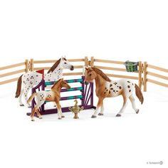 Horse Club Étalon poney islandais SCHLEICH SC 13815