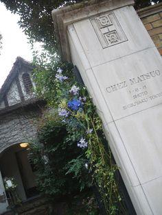 シェ松尾松濤レストラン様の装花 春の雨の日に : 一会 ウエディングの花