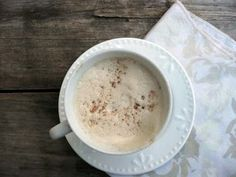 Chai Tea Latte - a must