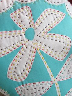 Hand print paisley by Prints Charming Original Fabrics, via Flickr Quilting Stitch Patterns, Hand Quilting Patterns, Hand Embroidery Stitches, Applique Patterns, Applique Quilts, Boro, Shashiko Embroidery, Hand Applique, Patch Quilt