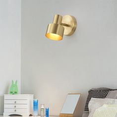 This led mirror front light is made of brass, purchase from Homelava.com will have a higher quality and lpwer price. Contemporary Wall Lights, Modern Wall Lights, Bedroom Lighting, Sconce Lighting, Light Bedroom, Lampe Applique, Fitted Bedrooms, Lighting Suppliers, Brass Sconce