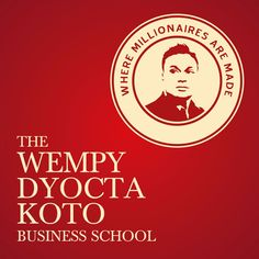 logo | the wempy dyocta koto business school
