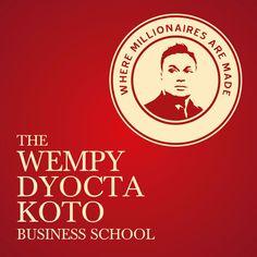 logo | the wempy dyocta koto business school