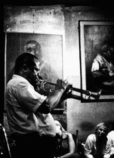 Leroy Jones- New Orleans Jazz trumpeter.