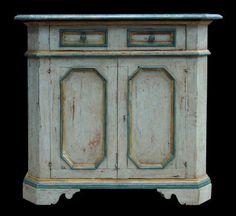 Antique painted furniture 05