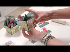 The Pop-Up Box Card - Made Simple - YouTube
