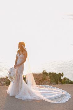 Steven Khalil, Haute Couture Custom Made Size 6 Wedding Dress   Still White