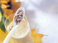 Ayran mit Mango ist ein Rezept mit frischen Zutaten aus der Kategorie Kerne. Probieren Sie dieses und weitere Rezepte von EAT SMARTER!