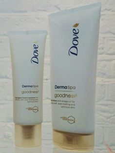 This month sees the launch of the DermaSpa hand and body collection from Dove, with scents composed by Ann Gottlieb.