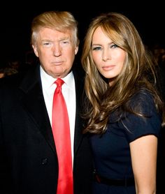 Melania Trump Has Nailed The Same Facial Expression In Every Photo For 17 Years | The Huffington Post